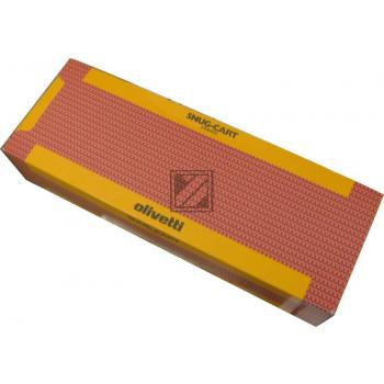 Olivetti Farbband Nylon Indelible schwarz (B0375)