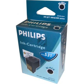 Tinte f. Philips MF-Jet 440 [PFA-531] black
