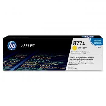 HP Toner-Kit gelb (C8552A, 822A)