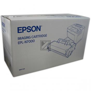 Epson Toner-Kartusche schwarz (C13S051100)
