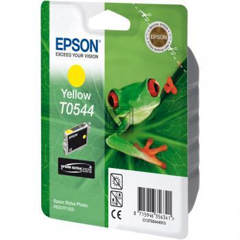 Epson Tintenpatrone gelb (C13T05444010, T0544)