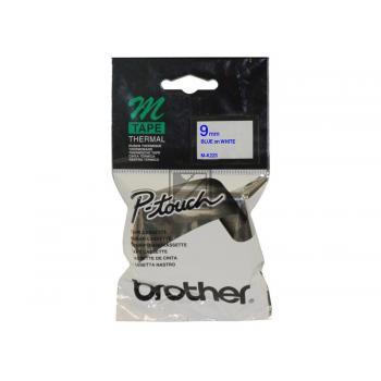 Brother Schriftbandkassette schwarz/weiß (M-K223)