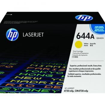 HP Toner-Kartusche gelb (Q6462A, 644A)
