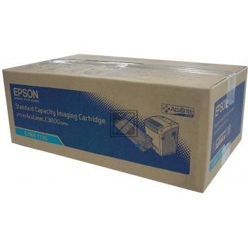 Epson Toner-Kartusche cyan (C13S051130, 51130)