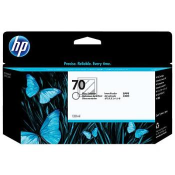 HP Tintenpatrone Gloss Enhancer (C9459A, 70)