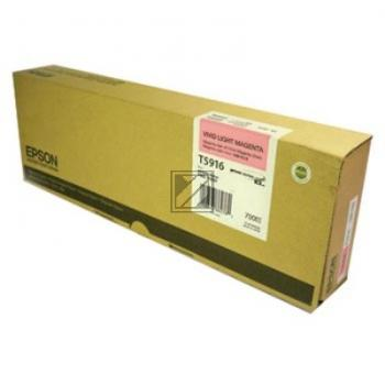 Epson Tintenpatrone Ultra Chrome magenta light (C13T591600, T5916)