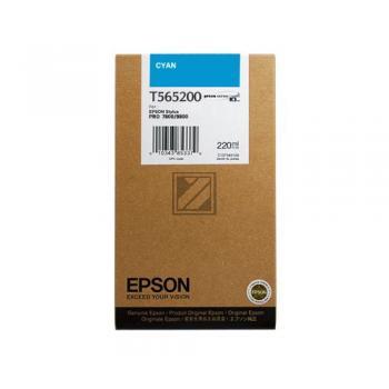 Epson Tintenpatrone cyan HC (C13T606200, T6062)
