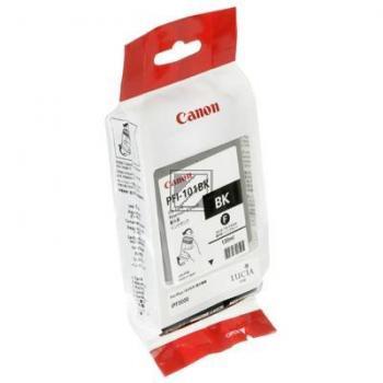 Canon Tintenpatrone Photo-Tinte Pigmentierte Tinte photo schwarz (0883B001, PFI-101BK)