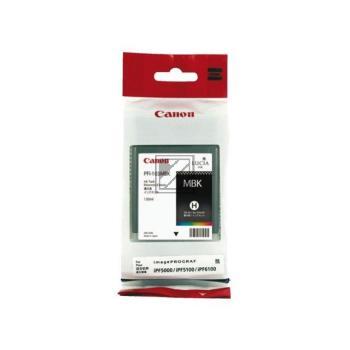 Canon Tintenpatrone Pigmentierte Tinte schwarz matt (0882B001 0882B001AA, PFI-101MBK)
