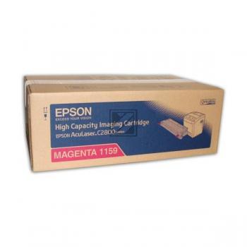 Epson Toner-Kit magenta HC (C13S051159, 1159)
