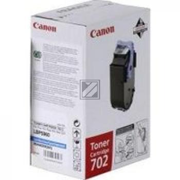 Toner f. Canon i-SENSYS LBP-5960/5970 [702C] [9644A004] cyan