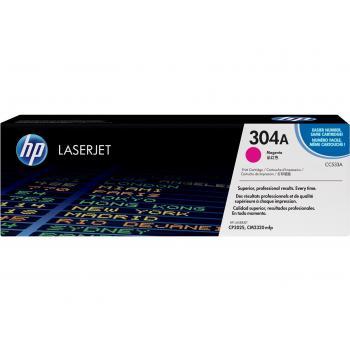 HP Toner-Kartusche magenta (CC533A, 304A)