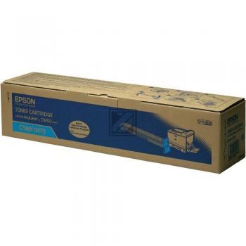 Epson Toner-Kit cyan (C13S050476, 0476)
