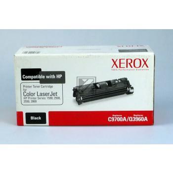 Toner f. HP Color LaserJet 2550 [w.Q3960A] Nr.122A black (13)