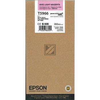 Epson Tintenpatrone magenta light (C13T596600, T5966)