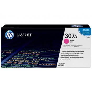 HP Toner-Kartusche magenta (CE743A, 307A)