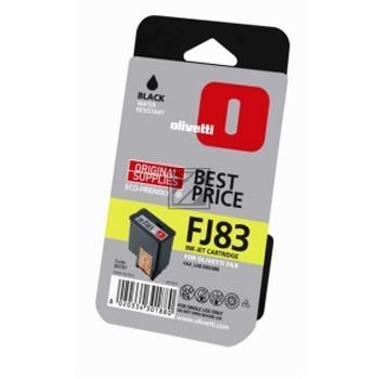Tinte f. Olivetti Fax Lab 650 [B0797] (FJ83) black