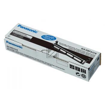 Panasonic Toner-Kit schwarz (KX-FAT411X)