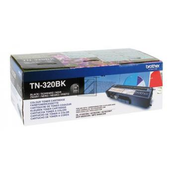 Brother Toner-Kit schwarz (TN-320BK)