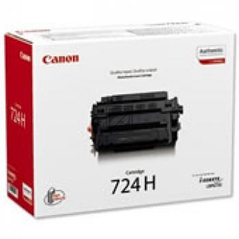 Canon Toner-Kartusche schwarz HC (3482B002, 724H)