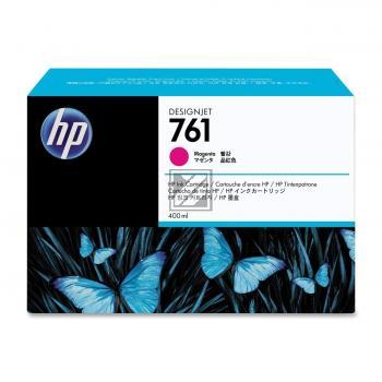 HP Tintenpatrone magenta (CM993A, 761)