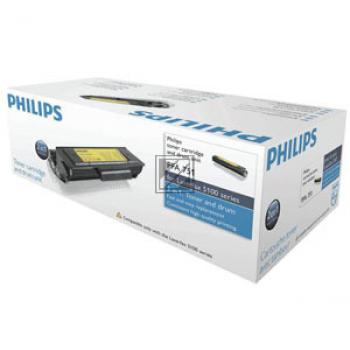 Toner f. Philips Laserfax 5120 [PFA-751] inkl. Drumkit black