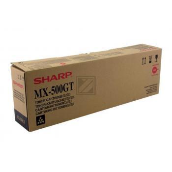 Sharp Toner-Kit schwarz (MX-500GT)