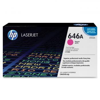 HP Toner-Kartusche magenta (CF033A, 646A)