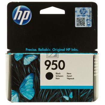 HP Tintenpatrone schwarz (CN049AE#BGX, 950)