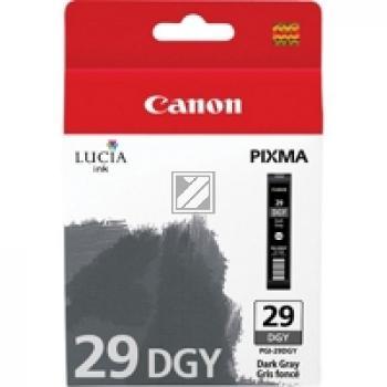 Canon Tintenpatrone dunkelgrau (4870B001, PGI-29DGY)
