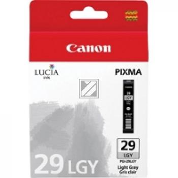 Canon Tintenpatrone hellgrau (4872B001, PGI-29LGY)
