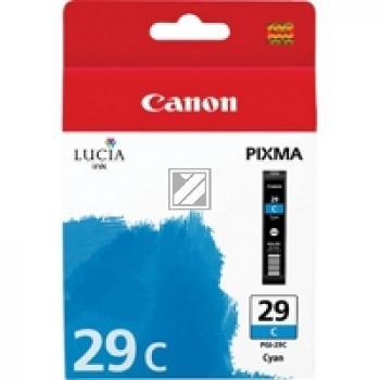 Canon Tintenpatrone cyan (4873B001, PGI-29C)