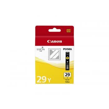 Canon Tintenpatrone gelb (4875B001, PGI-29Y)