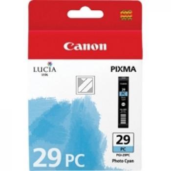 Canon Tintenpatrone Photo-Tinte Photo cyan (4876B001, PGI-29PC)
