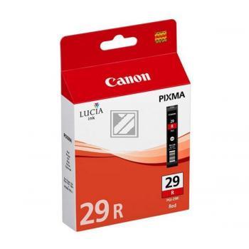Canon Tintenpatrone rot (4878B001, PGI-29R)