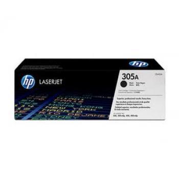 HP Toner-Kartusche schwarz (CE410A, 305A)