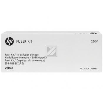 HP Fixiereinheit 220 Volt (CE978A)