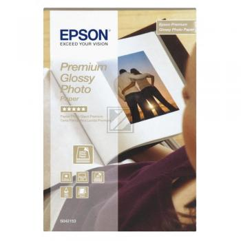 Epson Photo Paper 100x150mm weiß (C13S042153)