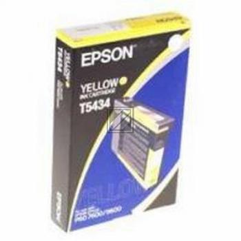 Epson Tintenpatrone gelb (C13T543400, T5434)