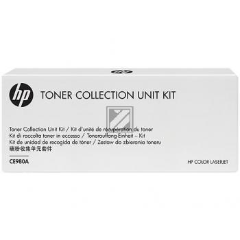 HP Resttonerbehälter schwarz (CE980A)