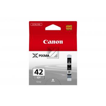 Canon Tintenpatrone grau (6390B001, CLI-42GY)