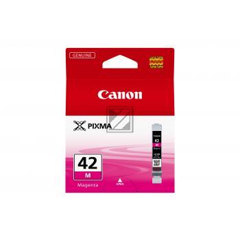 Canon Tintenpatrone magenta (6386B001, CLI-42M)