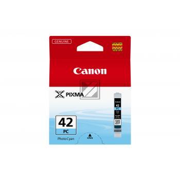 Canon Tintenpatrone Photo-Tinte Photo cyan (6388B001, CLI-42PC)
