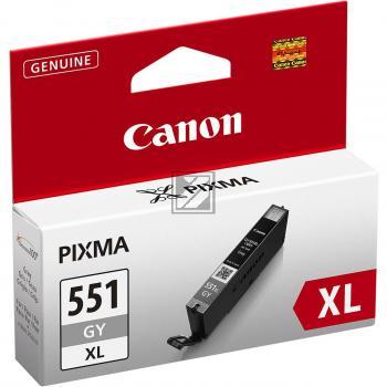 Canon Tintenpatrone grau HC (6447B001, CLI-551GYXL)
