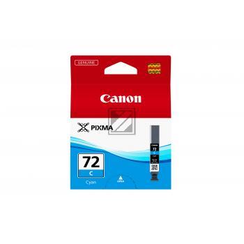 Canon Tintenpatrone cyan (6404B001, PGI-72C)