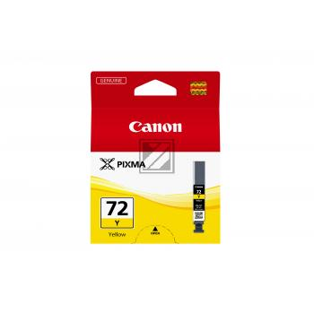 Canon Tintenpatrone gelb (6406B001, PGI-72Y)