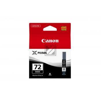 Canon Tintenpatrone schwarz matt (6402B001, PGI-72MBK)