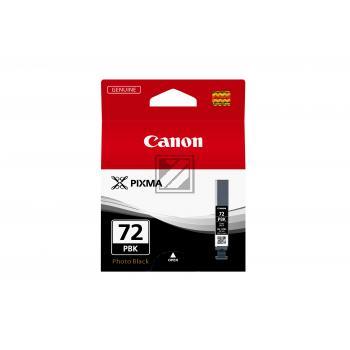 Canon Tintenpatrone photo schwarz (6403B001, PGI-72PBK)