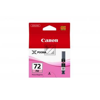Canon Tintenpatrone Photo-Tinte Photo magenta (6408B001, PGI-72PM)