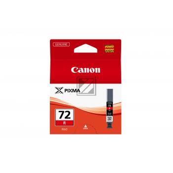 Canon Tintenpatrone rot (6410B001, PGI-72R)